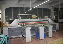 electronic reciprocating cutting saw