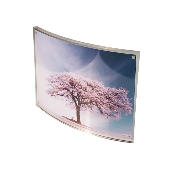 Acrylic camber photo frame