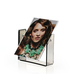 Rotate Acrylic Photo Frame