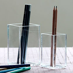 Cheap Acrylic Pen holder