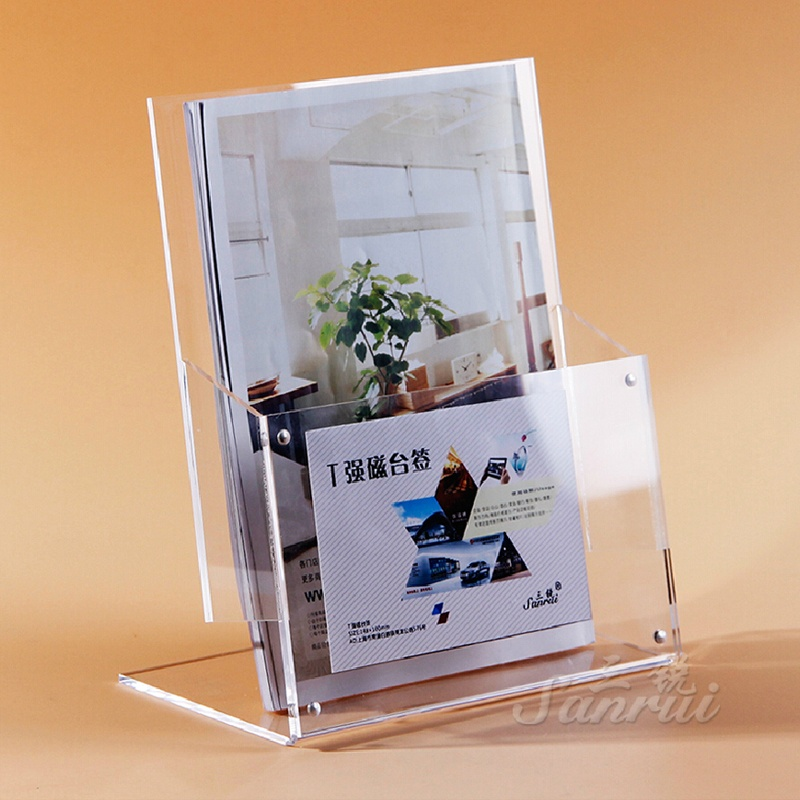 acrylic book holders manufacturer acrylic book display stands