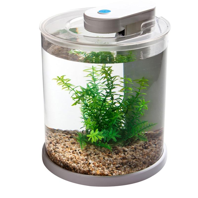Acrylic fish tank manufacturer custom acrylic fish tanks for Cylindrical fish tank